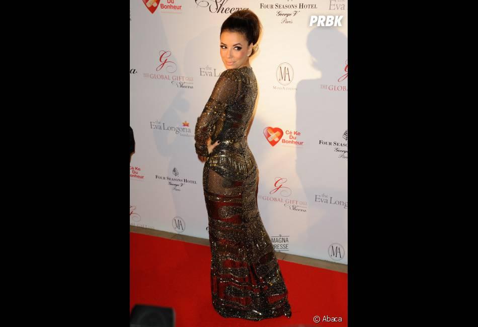 Eva Longoria a brillé lors de son gala de charité