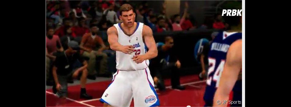 Dégoutez vos adversaires avec des dunks signés Blake Griffin