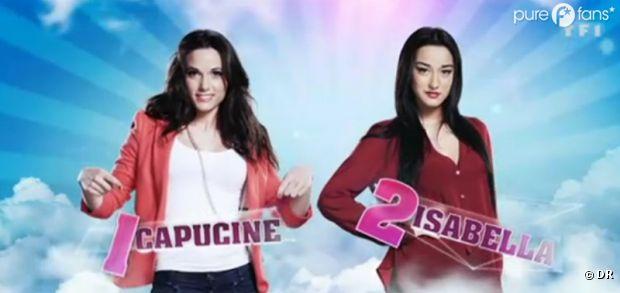 Qui de Capucine ou Isabella doit rester dans l'aventure ?