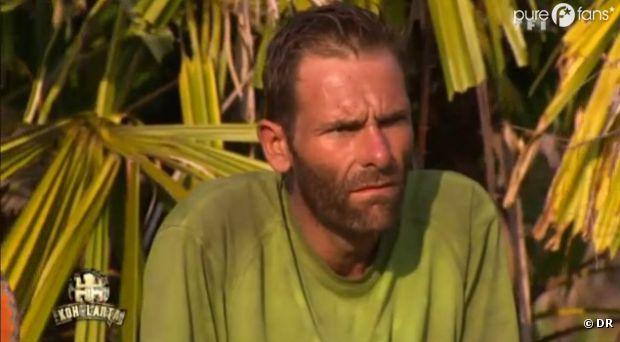 Bertrand a changé de stratégie par rapport à son premier Koh Lanta