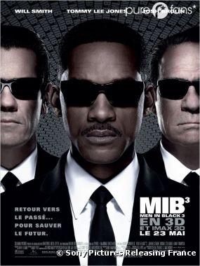 Un procès contre Men In Black 3 !