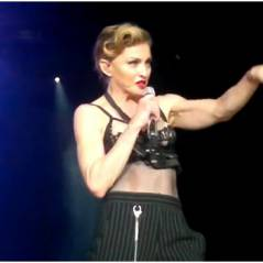 """Madonna se déshabille et Twitter la rhabille : """"remballe ton vieux sein !"""" #Fail"""