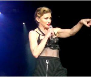 Le téton de Madonna en Turquie