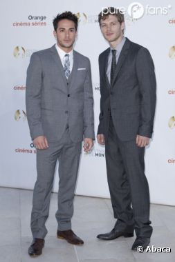 Joseph Morgan et Michael Trevino toujours là dans la saison 4 de Vampire Diaries
