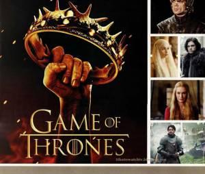 Game of Thrones veut être nommée !