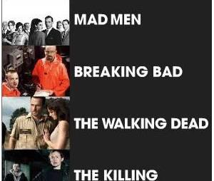 AMC mise gros sur ses séries !