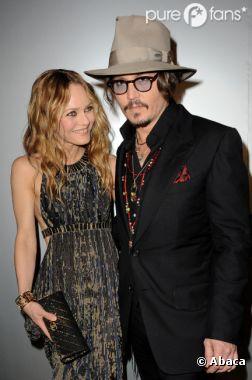 Johnny Depp et Vanessa Paradis vont devoir partager leurs biens !