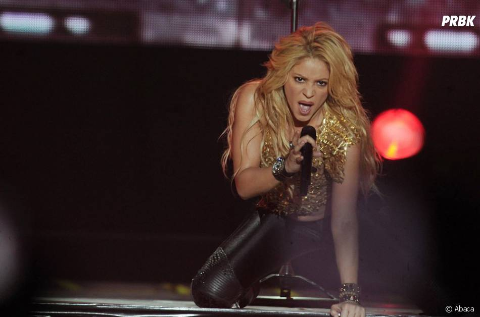 Shakira en duo explosif avec Pitbull