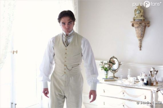 Robert Pattinson, défenseur de Bel Ami !