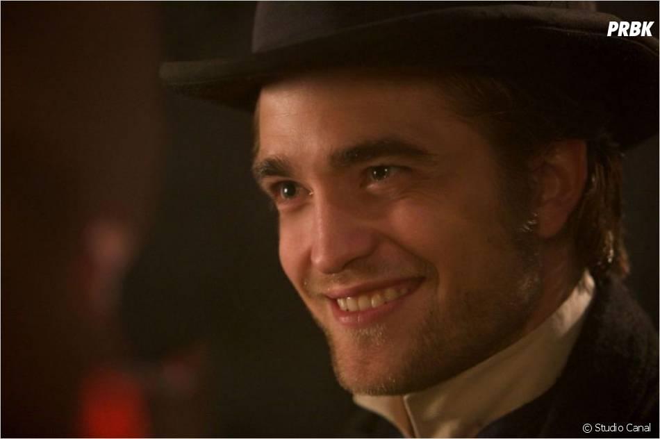 Robert Pattinson, gros séducteur dans Bel Ami