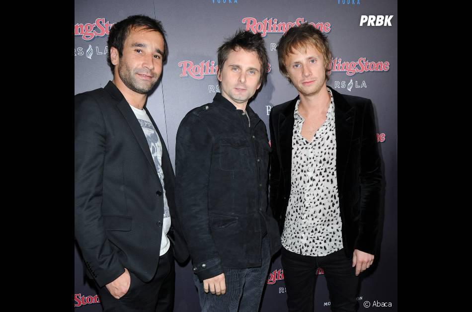 Muse signe l'hymne des JO