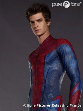 Andrew Garfield veut encore jouer Spider-Man