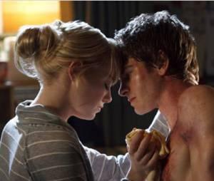 Andrew Garfield et Emma Stone complice dans le film