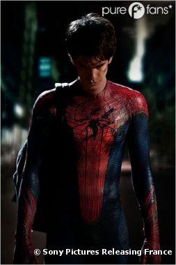 The Amazing Spider-Man, score un peu en berne pour le super-héros !