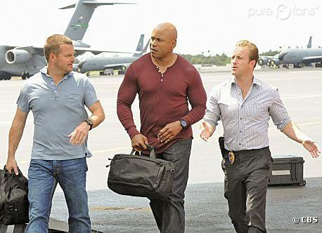 Hawaii 5-0 accueille NCIS Los Angeles !