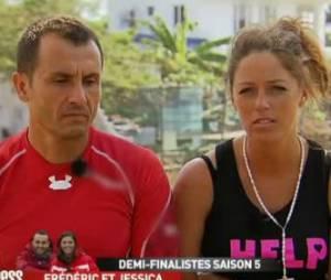 Frédéric et Jessica regrettent certainement d'avoir fait Pekin Express ensemble !
