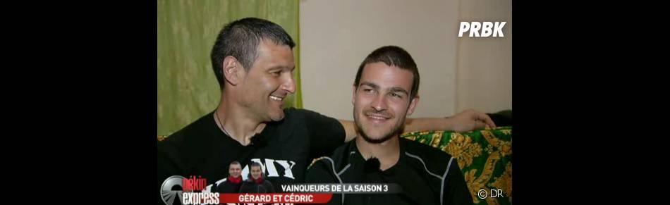 Gérard et Cédric ont bien plus profité sur cette nouvelle compétition !