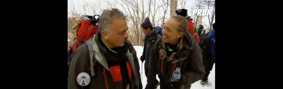 Damien et Noëlla étaient très drôles : l'humour belge !