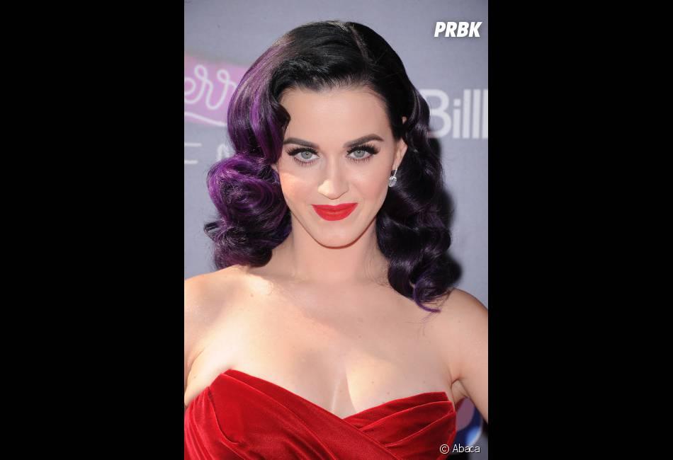 Katy Perry n'a pas fait une croix sur l'amour
