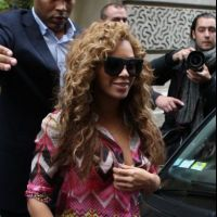 Beyoncé : sa petite Blue Ivy s'affiche sans le vouloir sur Twitter