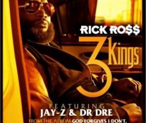 Découvrez 3 Kings la tuerie de l'album de Rick Ross avec Jay-Z et Dr Dre