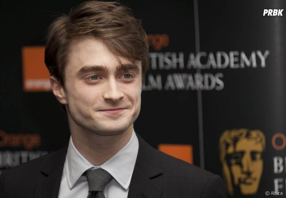 Daniel Radcliffe, un beau gosse de 23 ans