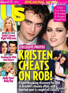 Kristen Stewart trop proche de Rupert Sanders ?