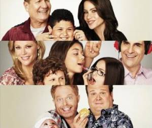 Modern Family revietn en septembre aux USA