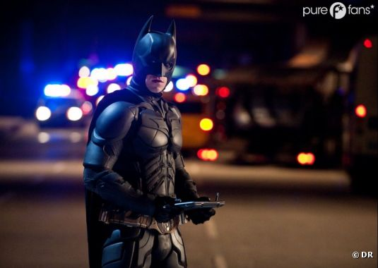The Dark Knight Rises démarre à fond