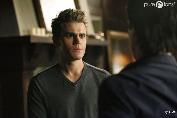 Paul Wesley veut un Stefan méchant pour la saison 4