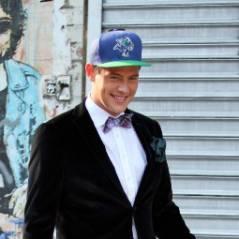 Glee : quand Lea Michele n'est pas là, Cory Monteith s'habille comme un sac ! (PHOTOS)