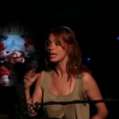 Rebelle : dans les coulisses du doublage avec Bérénice Béjo ! (VIDEO)