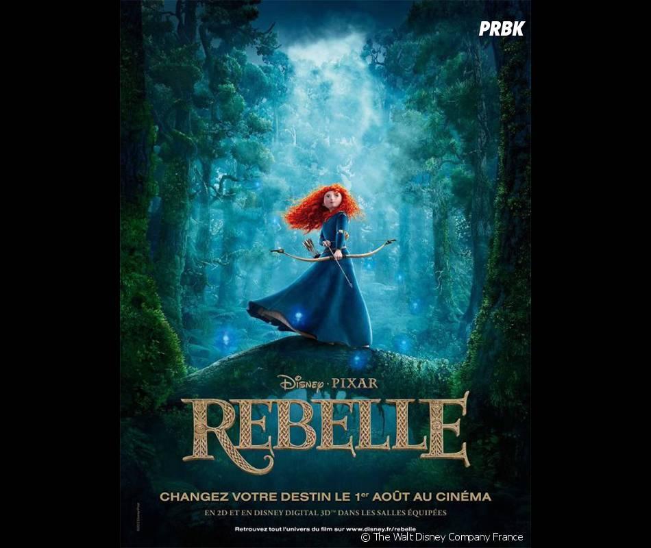 Rebelle, déjà au cinéma en France !
