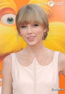 Taylor Swift fricote avec un Kennedy !