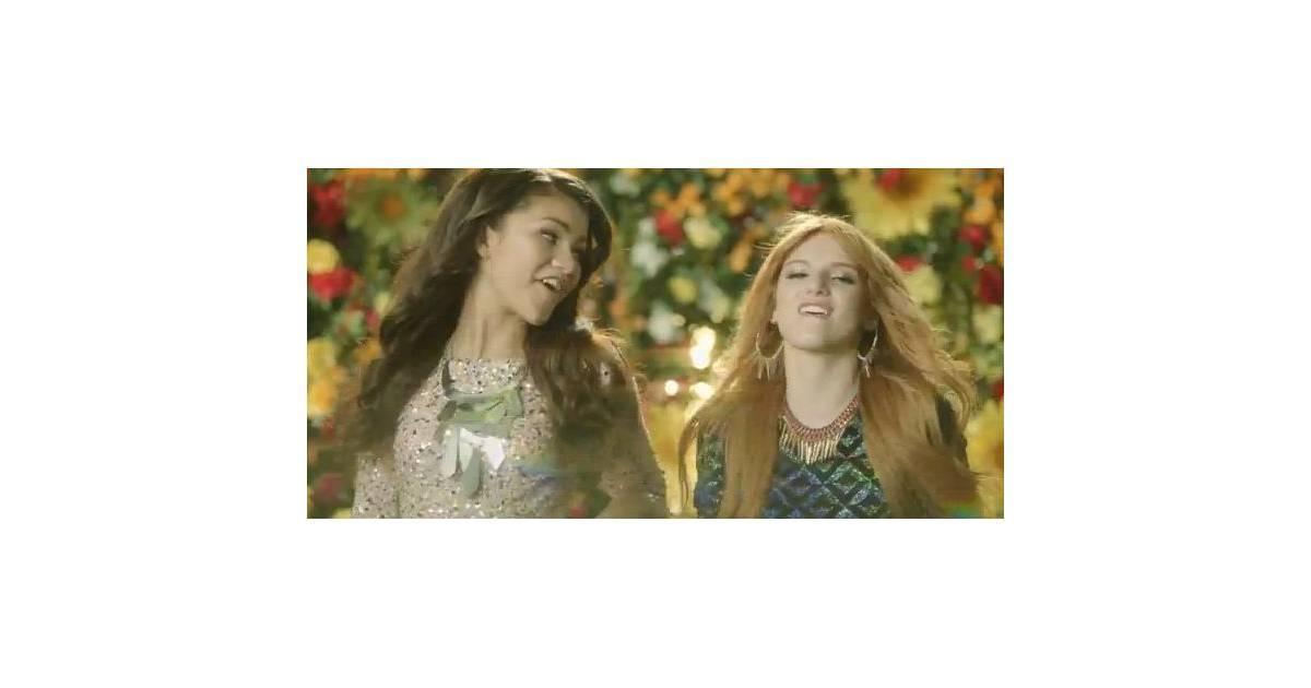 Rencontrer bella thorne et zendaya