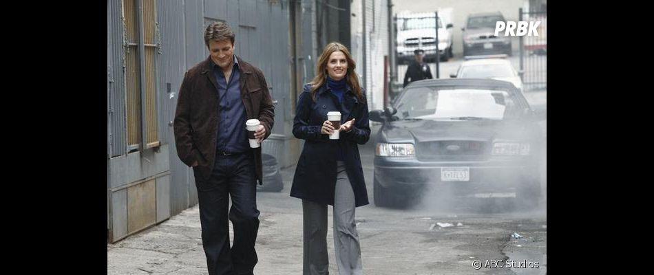 Beckett et Castle au centre de la saison 5