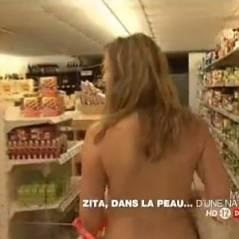 Zita dans la peau... d'une naturiste ! Le retour choc et sexy sur M6 (BANDE ANNONCE)