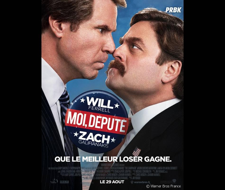 Will Ferrell et Zach Galifianakis dans un face à face délirant !