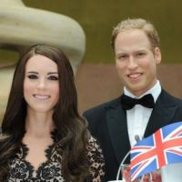 Kate Middleton : Sa statue de cire fait peur ! (PHOTOS)