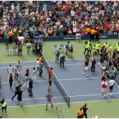 Carly Rae Jepsen : flashmob sportif avec Novak Djokovic, The Wanted et Mindless Behavior (VIDEO)