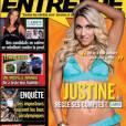 Justine hot pour Entrevue