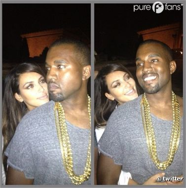 Le couple West-Kardashian n'en fini plus de parler de lui