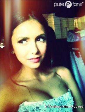 Nina Dobrev trop glam' pour la présentation de son film au festival TIFF