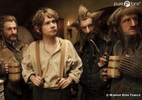 Le Hobbit se dévoile en images !