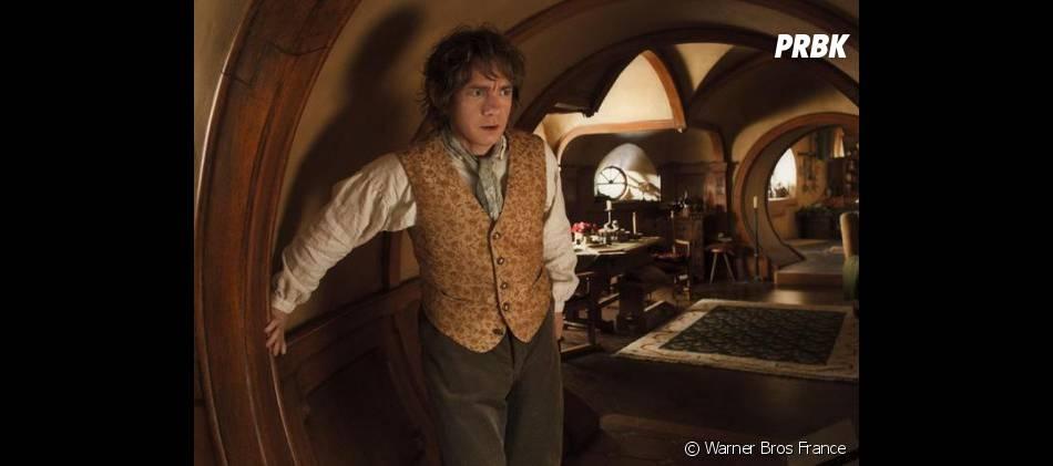 Bilbo pas vraiment rassuré
