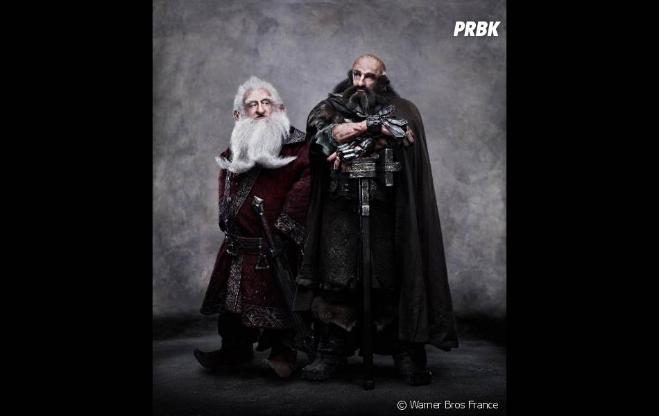 Les nains du film Le Hobbit
