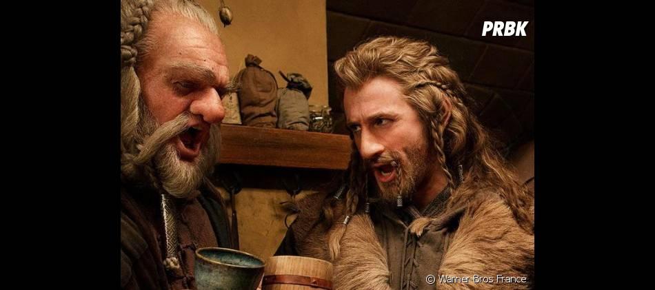 On chante aussi dans le film Le Hobbit !