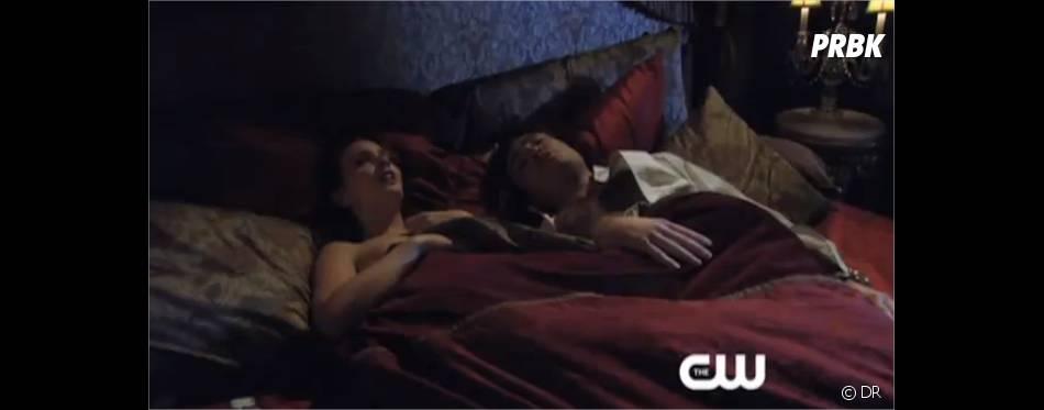 Chuck et Blair remettent ça dans Gossip Girl !