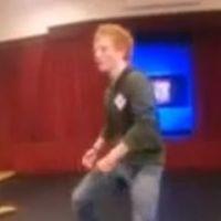 Ed Sheeran : grosse honte pour le pote des One Direction ! (VIDEO)