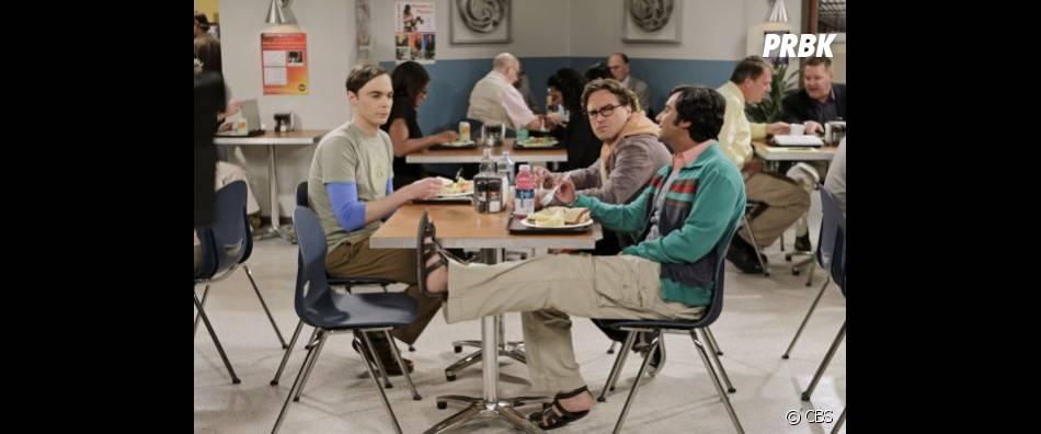 C'est la nouvelle assistante de Sheldon qui va taper dans l'oeil de Leonard